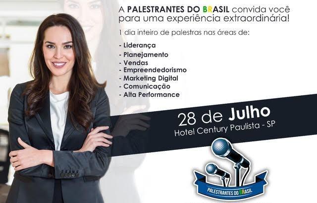 Convenção Palestrantes do Brasil