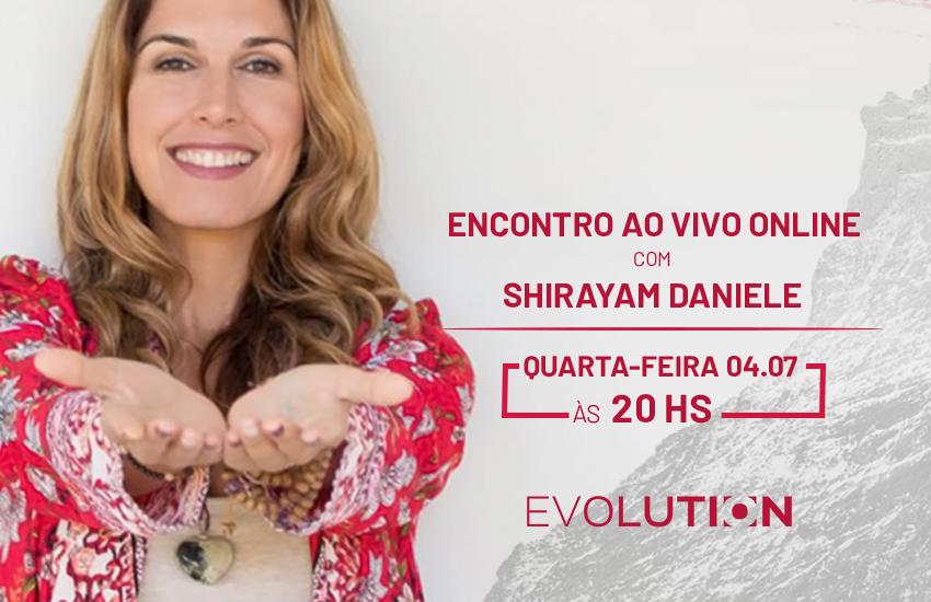 Crenças Limitantes - Shirayam Daniele - Webinario - 04072018