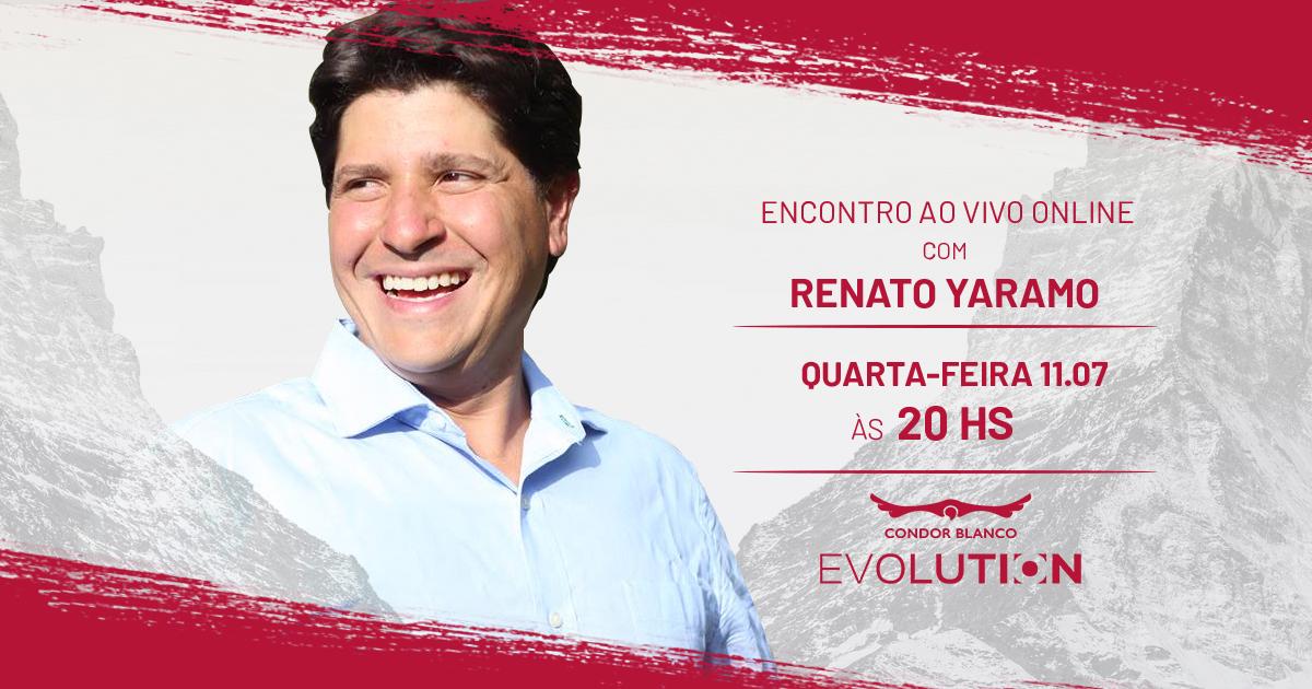Webinario Renato Yaramo - Evolution 2018 - Events Promoter