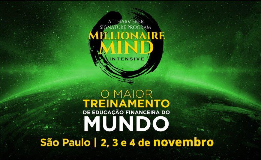 MMI - Millionaire Mind Intensive - Novembro 2018 - Events Promoter