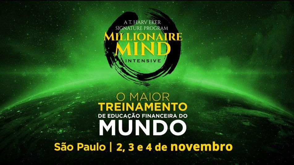 Millionaire Mind Intensive | Novembro/2018