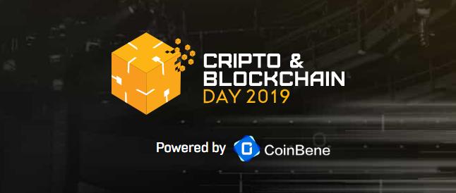 Cripto & Blockchain Day 2019 - Events Promoter