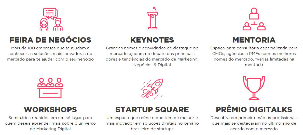 Expo Forum Digitalks 2019 - Por que Participar - Events Promoter