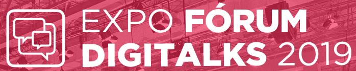 Logo Expo Forum Digitaltalks 2019 - Events Promoter