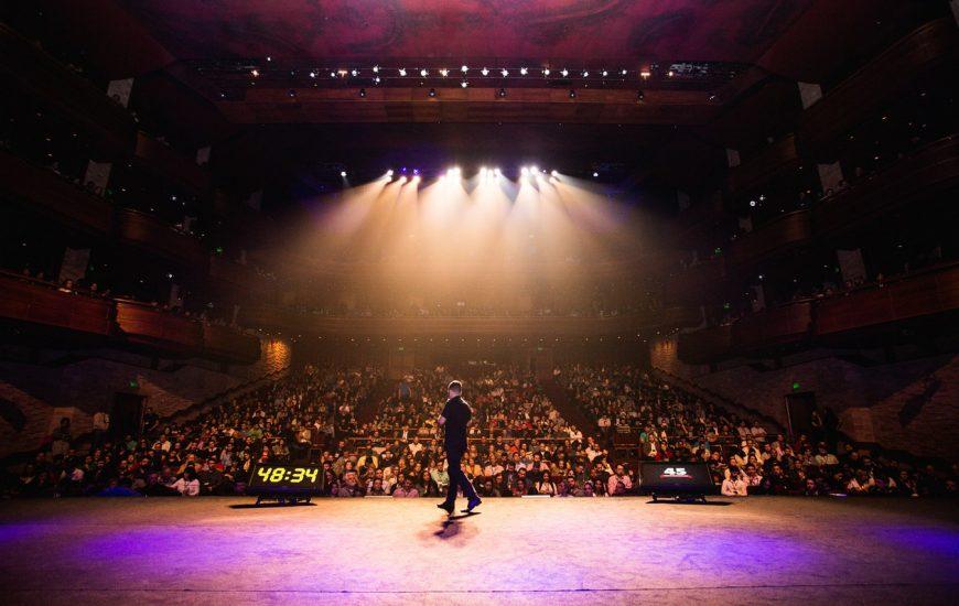 Segredos da Audiência - SDA - Samuel Pereira - Events Promoter