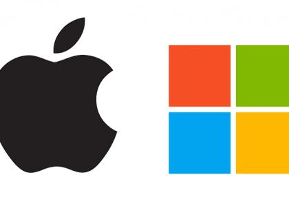 """Apple e Microsoft: as """"senhoras"""" mais valiosas do mundo!"""