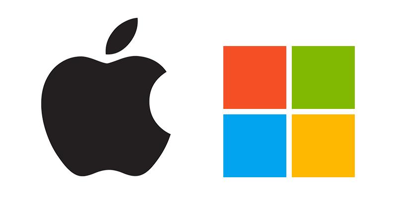 Apple e Microsoft - Events Promoter