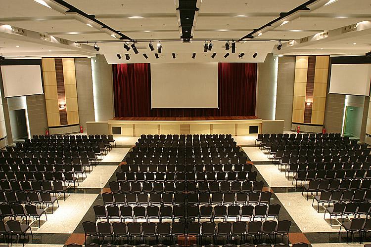 Hakka Eventos - Salao Principal - Events Promoter