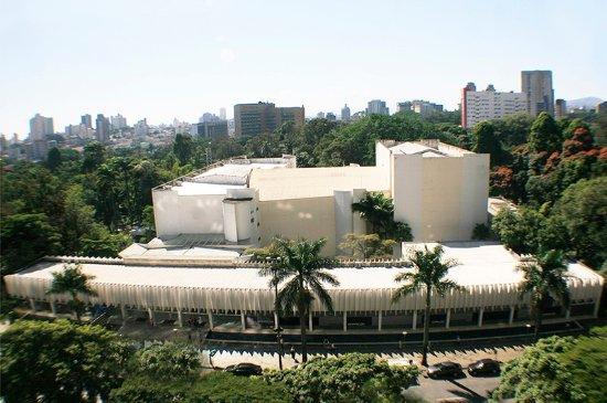 Palácio das Artes – Belo Horizonte-MG