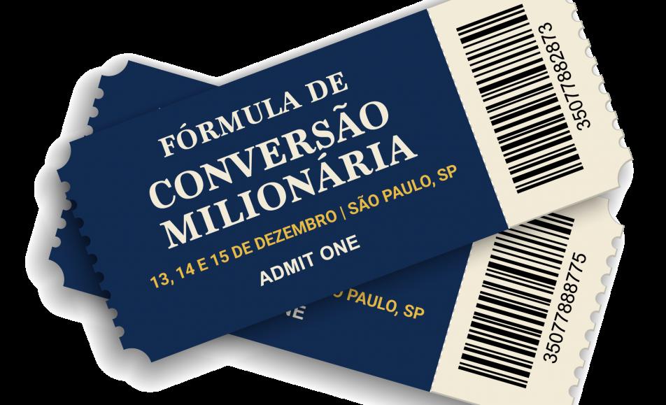 Formula de Conversao Milionaria - Your Next Big Idea