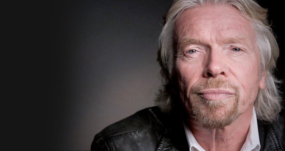 Richard Branson - Ebulicao - Events Promoter