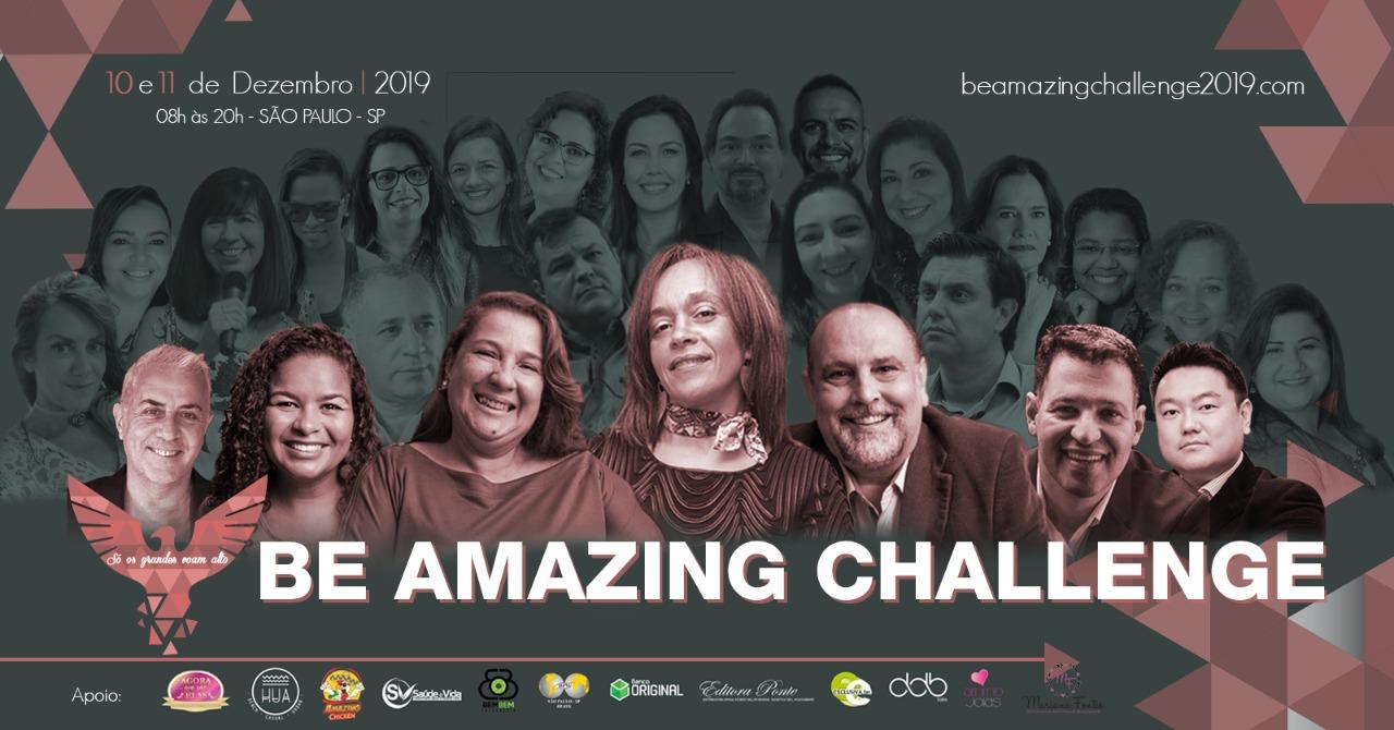 Be Amazing Challenge 2019